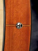 Электроакустическая гитара YAMAHA FGX800C (NT), фото 2