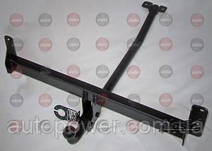 Фаркоп на Citroen Berlingo (исключая базу Long) (1996-2008)