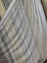 Тюль сетка белая JB-66, фото 3