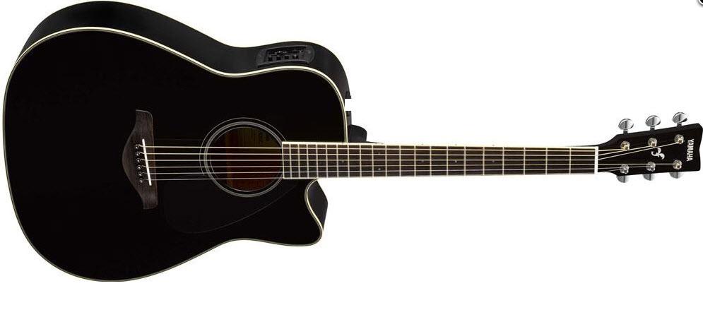 Электроакустическая гитара YAMAHA FGX820C (BL)