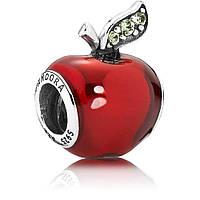 Подвеска-шарм «Яблоко» в стиле Pandora