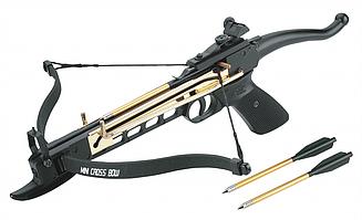 Арбалет пистолетного типа Man Kung -80A4-AL