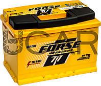 Forse Original 6CT- 77 A2 760 A (278x175x190 мм) аккумулятор (-+, R), 2017 год