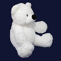 Плюшевый белый мишка 45 см