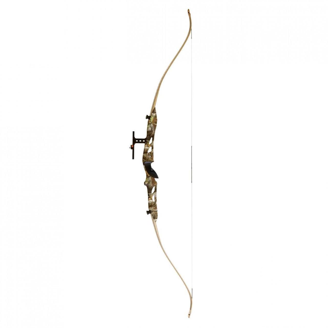 Лук для развлекательной и спортивной стрельбы  Jandao 66/32-Camo-S