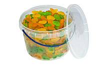 Жевательный мармелад Juicy frogs/ Соковиті жабки 0,45 кг. ТМ Jelly Juice