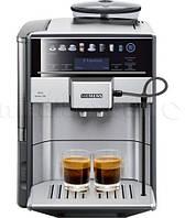 Кофеварка SIEMENS EQ.6 TE617203RW + фильтр для воды и таблетки от накипи