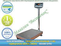 Весы товарные электронные ВЭСТ-А12Е 150кг (400*600м)
