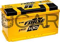 Forse Original 6CT-100 A2 850 A (353x175x190 мм) аккумулятор (-+, R), 2017 год