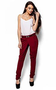 Стильні марсалові брюки Odry (S-M, M-L)