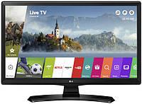 Телевизор LG 24MT49S-PZ/UA HD, Smart, Wi Fi, 300Gz, T2, S2 официалы