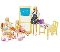 """Мебель """"Gloria"""" 9916 (48шт/2) школа, в кор.27*17см"""