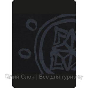 Мультифункціональна пов'язка 4Fun Polartec Reversible Black Sun
