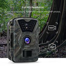 Камера ночного видения для охоты 1080P 12MP Victure фотоловушка водонепроницаемая, фото 2