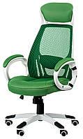 Кресло офисное   Briz grееn/whitе E0871, фото 1