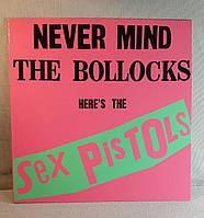 CD диск Sex Pistols - Never Mind the Bollocks, here's the Sex Pistols