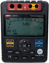 UT512, Вимірювач опору ізоляції до 2500В