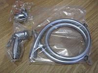 Стоп лейка для биде с усиленным шлангом (1,2 м), держатель для лейки + крепеж Испания, Валенсия ARCO, фото 1