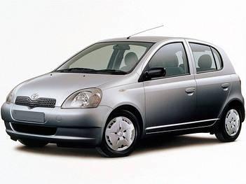 Автомобильное стекло для TOYOTA YARIS 3Д+5Д 04.1999-2005