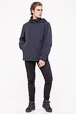 Мужская куртка демисезонная CLASNA CW18MC011, фото 2