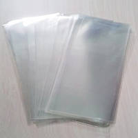Пакет прозрачный Прозрачный, 15 см х 20 см