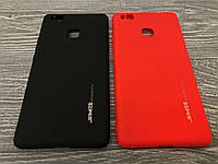TPU чехол Smitt накладка бампер для Huawei P9 Lite (2 цвета)