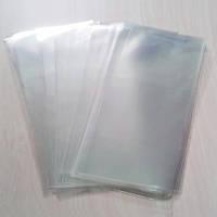 Пакет прозрачный Прозрачный, 12.5 см х 23 см