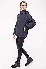 Мужская куртка демисезонная CLASNA (батал) CW18MC011B, фото 3