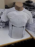 Мужская Футболка Big Lowiss коттон размер 48-50-52-54 цена 2,1$ Турция под заказ
