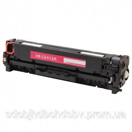 Картридж HP CE413A (№305A)  (Magenta) для принтера HP CLJ Pro 300 Color M351, M451, M375, M475