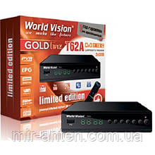 World Vision T62A Dolby Digital DVB-T2