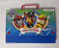 Портфель с ручкой Paw Patrol 352924 Starpak Польша