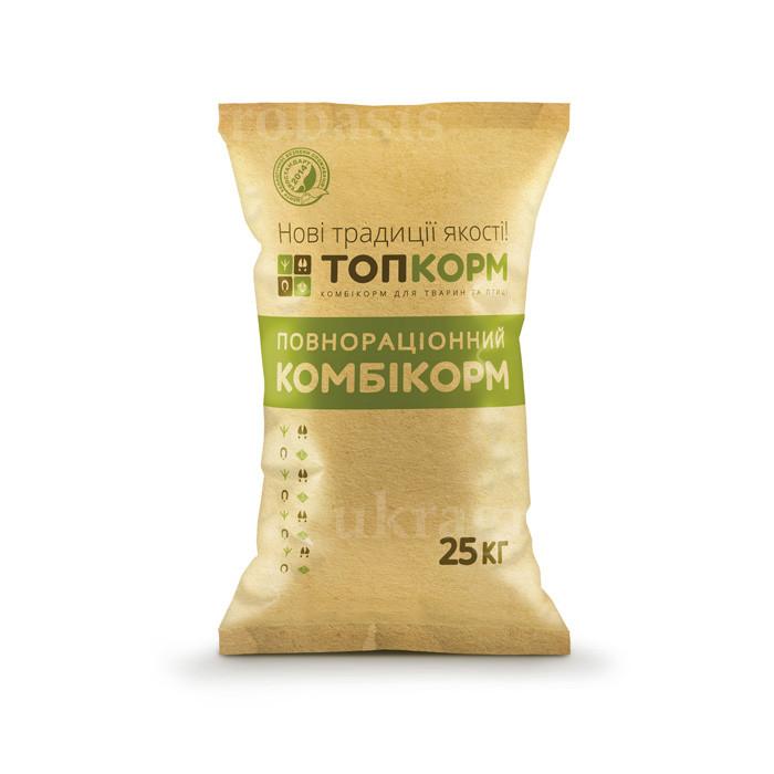 ТопКорм ПКп-51к комбикорм для перепела от 0 до 37 дней (Старт)