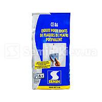 Специальная высокопрочная шпаклевка для заделки стыков SEMIN CE86, 25 кг