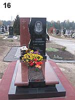 Элитный памятник комплекс гранит №0009