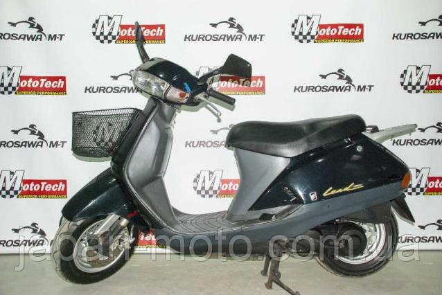 Хонда Леад 90 куб.см (чёрный)