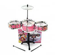Детская барабанная установка 333-011B Disney Princess