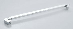 Держатель стекла(J) угловой VOLLE, длиной 350 мм, фото 2