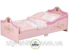 """Дитяче дерев'яна яні ліжко """"Принцеси"""" від Kidkraft"""