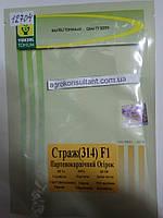 Семена огурца Страж (314) F1 (Yuksel Seeds) 500 семян — партенокарпик, ранний гибрид, фото 1