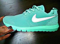 Ментоловые кроссовки копия Nike Free Run в наличии