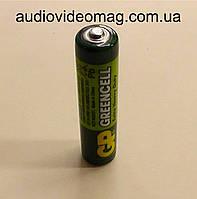 Батарейка GP Greencell R03 ААА 1,5 V солевая микропальчиковая