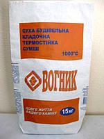 Бумажные мешки для строительных смесей
