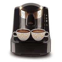 Кофемашина Arzum Okka (черная, золото) для приготовления кофе по турецки
