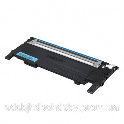 Картридж Samsung CLT-C407S (Cyan) для принтера Samsung CLP 320, CLP 325, CLX 3185