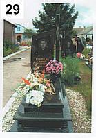 Элитный памятник комплекс гранит №0061