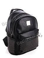 Рюкзак Kiss Me 1002 black черный
