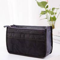 Bag in Bag - органайзер в сумку. Черный