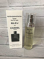 Тестер Bleu de Chanel 45 ml для мужчин