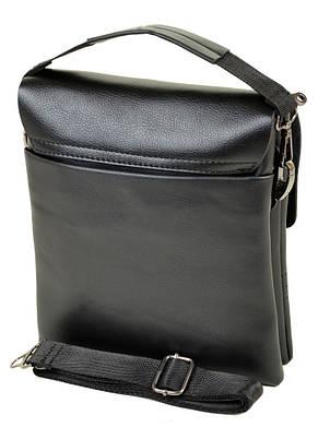 Мужская сумка-планшет DR. BOND204-3 black, фото 2